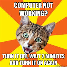 Not Working Meme - computer not working cat meme cat planet cat planet