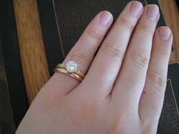 gold or silver wedding rings got my wedding band mixed yellow gold