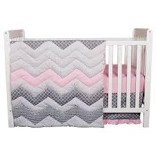 Dragonfly Bedding Queen Amazon Com Trend Lab Chevron 3 Piece Crib Bedding Set Cotton