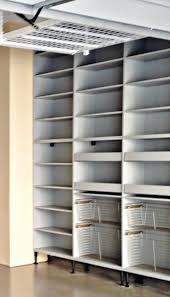 Garage Shelving System by Modern Garage Organization System Custom Garage Storage System