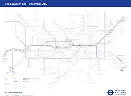 tube map crossrail