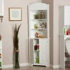 Corner Cabinet For Bathroom Storage by Weatherby Bathroom Corner Storage Cabinet Corner Storage