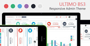 ultimo themeforest admin dashboard template bootstrap 3