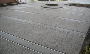 Exposed Aggregate Patio Stones Exposed Aggregate Concrete Driveway Cincinnati Ohio Exposed