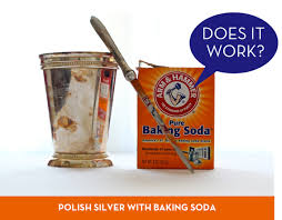 Challenge How Does It Work The Does It Work Challenge Polishing Silver With Baking Soda