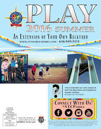 Can I Use My Six Flags Season Pass Anywhere St Charles Parks And Recreation 2016 Summer Play Brochure By St