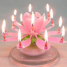 amazing happy birthday candle mallofusa 4xthe amazing happy birthday candle yellow pink