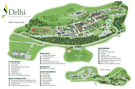 Wright State University Campus Map by Oneonta Campus Map My Blog