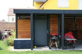 design carport holz design metall carport aus holz stahl glas mit geräteraum stahlzart