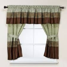 Bed Bath And Beyond Window Valances 46 Best Cabin Images On Pinterest Rustic Curtains Rustic Window