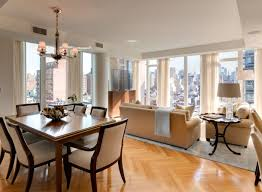 Living Room Arrangement Ideas Dining Room Dramatic Small Space Living And Dining Room Ideas