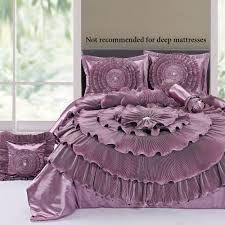 Full Size Comforter Sets Bedroom Deep Purple Comforter Set Purple Comforter Sets Full Size