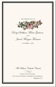 wedding program cover wedding program exles wedding program wording wedding