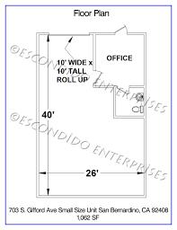 Small Business Floor Plans Escondido Enterprises Inland Empire U0027s Premier Real Estate Agency