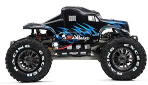 new monster truck 1 8th ep mad beast monster truck racing edition almost ready to run