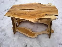 furniture beech slab coffee table distressed wood coffee table