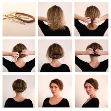 best hair styles for short neck and no chin updos for short hair top haircut pinterest updos short hair