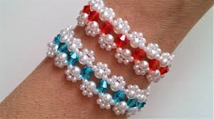 mothers day bracelet s day bracelet beginners jewelry pattern
