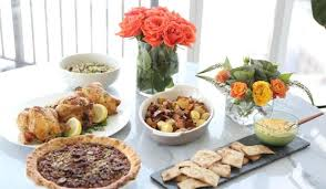 the traditional thanksgiving menu we ve got your menu covered