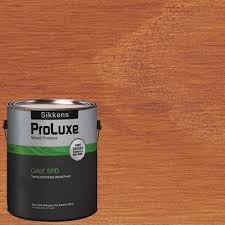 sikkens proluxe 1 gal mahogany cetol srd exterior wood finish