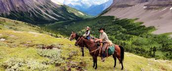 how far can a horse travel in a day images Banff horseback pack trip 5 nights banff trail riders jpg