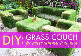 diy lawn couch for sweet summer lounging inhabitat green