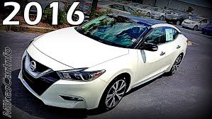 nissan sentra uae review 2016 nissan maxima sl ultimate in depth look youtube