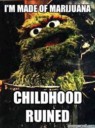 Oscar The Grouch Meme - the ent