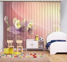 Pink Girls Bedroom Curtains 3d Pink Girls Curtains Promotion Shop For Promotional 3d Pink