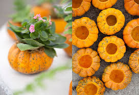 Small Pumpkins Decorating Ideas Halloween How To Planted Mini Pumpkins The Blog At Terrain