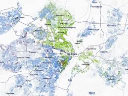 map of st these maps of st louis segregation are depressing business insider