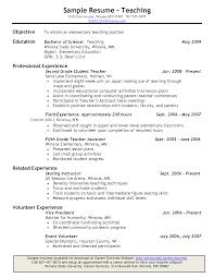 resume templates in spanish teacher sample part time instr peppapp