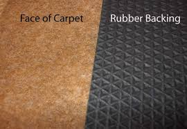 Rubber Backed Carpet Runners Doormats Services