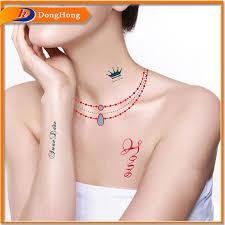 new tattoo designs men neck chain tattoo designs temporary tattoo