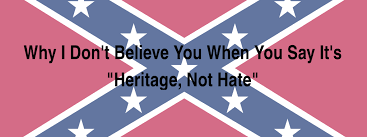 Confderate Flag Confederate Flag Heritage Is About U2013 Elson Freelance