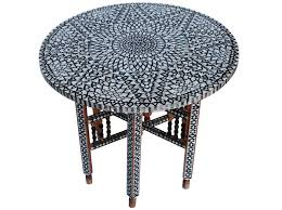 moroccan round coffee table moroccan round coffee tables coffee table design ideas
