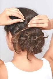 Hochsteckfrisurenen Glatte Haare Selber Machen by Best 25 Hochsteckfrisuren Lange Haare Ideas On Haare