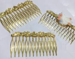 antique hair combs antique hair combs etsy