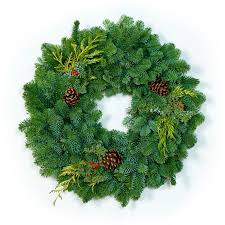 Wholesale Christmas Decorations For Wreaths by Wholesale Wreaths And Evergreens Alpine Farms