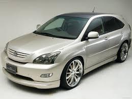 lexus rx turbo kit wald lexus rx 2004