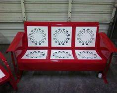 1960s Patio Furniture 1960 U0027s Porch Glider Absolutely The Best Piece Of Furniture Ever
