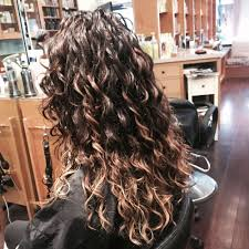 curly hair specialist u2014 salon62