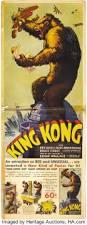 king kong rko 1933 pressbook multiple pages merian lot
