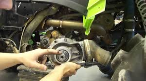 arctic cat wet clutch delete install in hd youtube