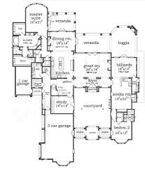 garage office plans savenay ranch floor plans small luxury house plans