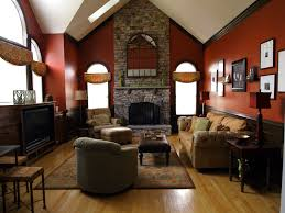 100 country homes interiors open timber frame room walls of