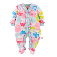 newest baby rompers foot baby clothes jumpsuit velvet baby