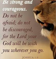 quotes about strength and courage from the bible quotesta