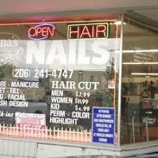 gina u0027s nails u0026 hail salon nail salons 1021 sw 136th st burien