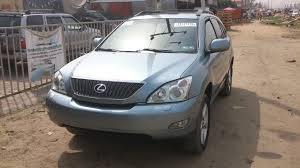 lexus es 330 price in nigeria 2005 lexus rx330 3 3l awd u2013 spot dem